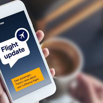 How to manage Lufthansa booking online 1-888-204-5328