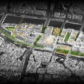 L'incendie de Notre-Dame va-t-il profiter aux projets délirants de transformation de la Cité ? - Wikistrike