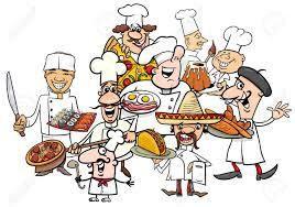 Tous autour de la cuisine