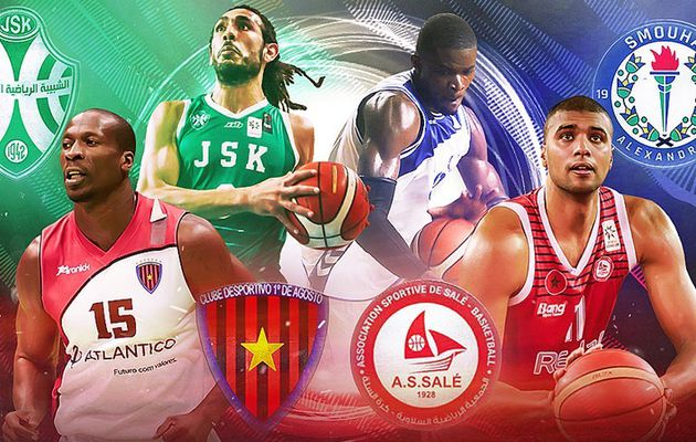 Final Four 2019 : qui remportera la première édition de l'Africa Basketball League ?