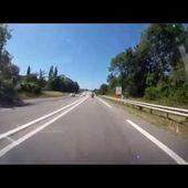 Goldwing Unsersbande - On roule sur des routes sympa dans le Jura 2