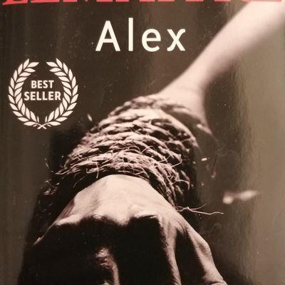 """Lecture Janvier 2021 - """"Alex"""" de Pierre LEMAITRE"""