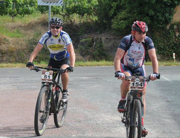 Championnat de France Cyclosport, et VTT à Bourg...