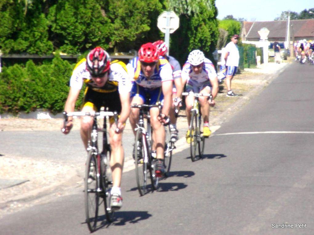 Course UFOLEP à Mandres le 22 Juillet 2012