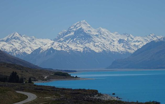 Mt Cook to Christchurch