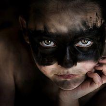 L'enfant au masque