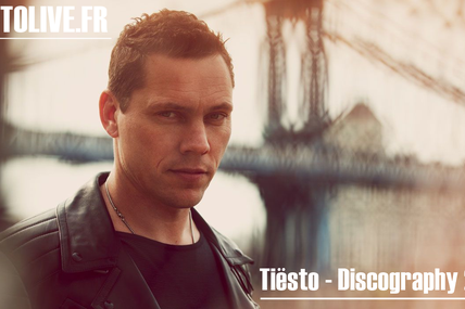 Tiësto discography 2018 - singles, remix, albums, compilations