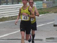 Delphine et Vincent  : doublé sur Essay le Running