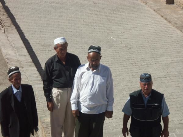 Album - Ouzbekistan--Kiva
