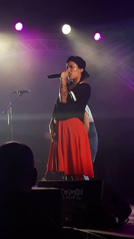 Ana Tijoux, Alborosie