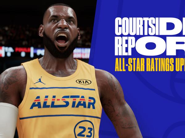 [ACTUALITE] NBA 2K21 – Mise à jour des notes des joueurs Edition All-Star
