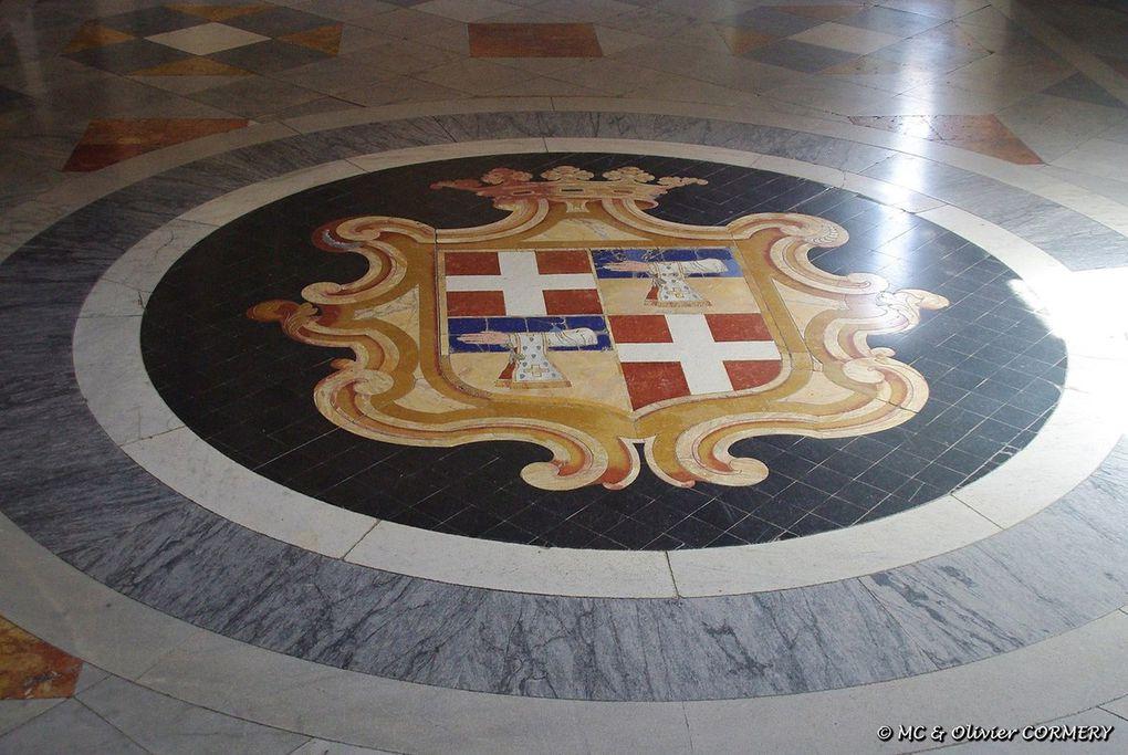 Visite du Palais des Grands Maîtres
