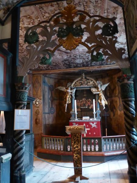 et intérieur ...rénovation du XVII....