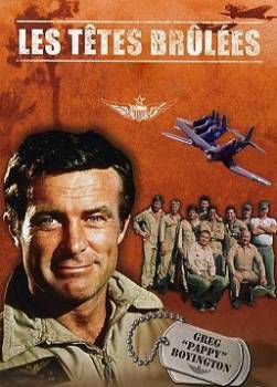 "BUSTE GREGORY "" PAPY "" BOYINGTON - ROBERT CONRAD -"