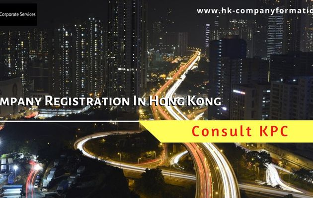 Company Registration in Hong Kong-Consult KPC Corporate Services Limited
