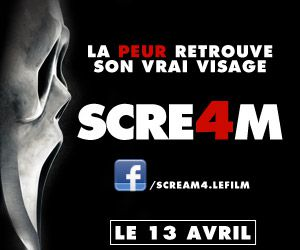 SCREAM 4 - BO....