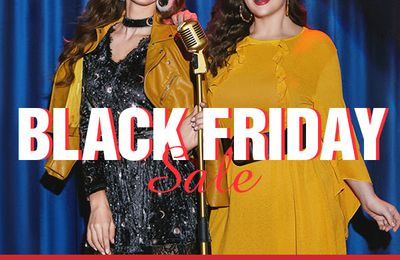 Sconti e saldi per Natale Black Friday Dresslily