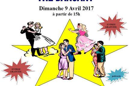 Chesny Thé dansant le 9 avril