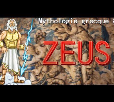 ZEUS / Mythologie Grecque