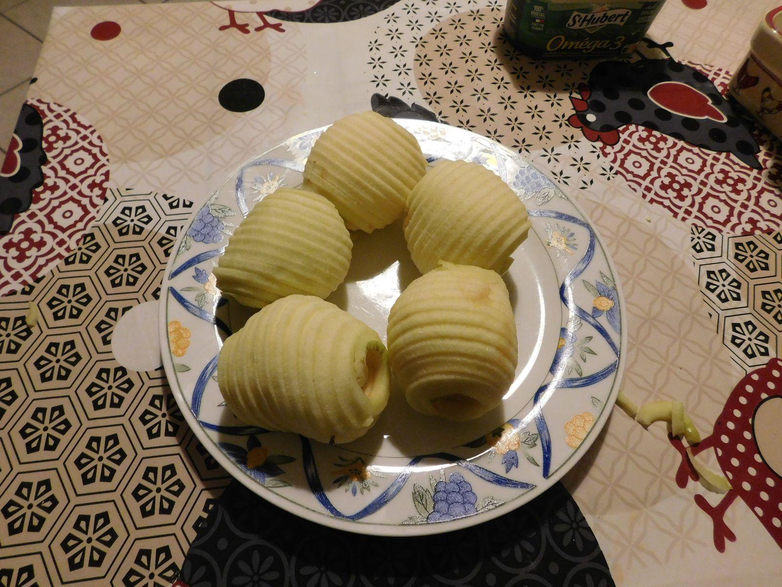 Clafoutis express à la pomme