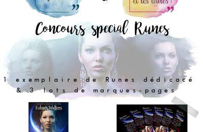 Concours My-Bo0ks & Fée Liseuse et les livres - Spécial Runes [Résultats]