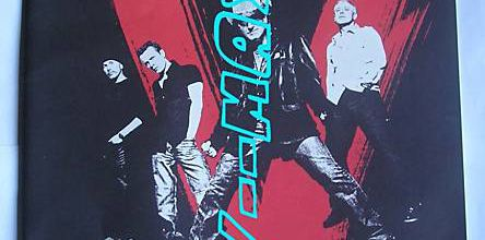 U2 PROGRAMME VERTIGO EUROPEAN TOUR PROGRAM 2005 RARE