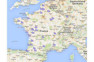 Combien de fermes-usines en France ?