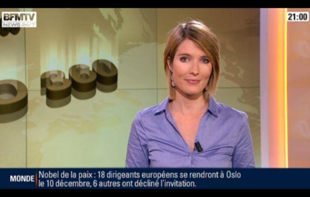[2012 11 29] LUCIE NUTTIN - BFM TV - INFO 360 @21H00