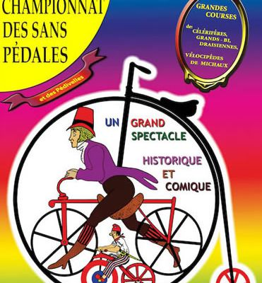 Poster Le championnat des sans pedales