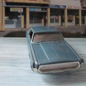 FORD THUNDERBIRD GAMDA KOOR SABRA 1/43 - car-collector.net