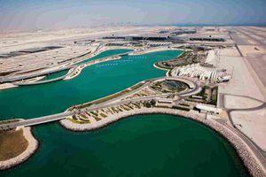 Politique de marque mondiale pour le nouvel aéroport du Qatar