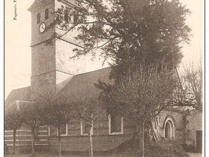 Cartes postales illustrées des années 1910 retrouvées sur le Net.