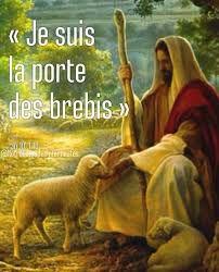 Evangile du 26 Avril « Je suis la porte des brebis » (Jn 10, 1-10) #parti2zero #evangile