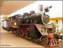 Vietnam, le train