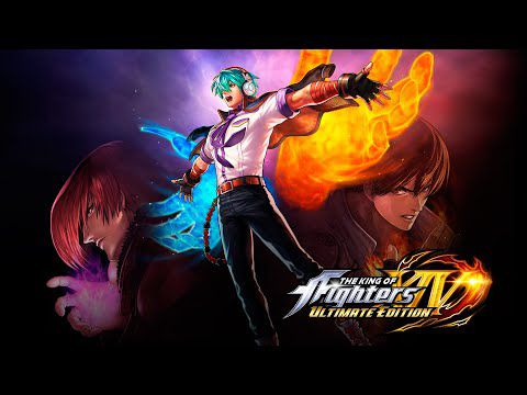 [TEST] THE KING OF FIGHTERS XIV ULTIMATE EDITION PS4 : Un roster encore plus musclé