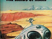 👽📚 ARTHUR C. CLARKE - LES SABLES DE MARS (THE SANDS OF MARS, 1951)