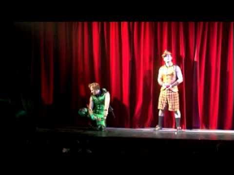 Les nouvelles aventures de Robin des Bois au théâtre Le Temple