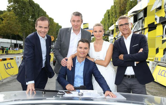 Tour de France 2020 : Le dispositif de France 2 et France 3
