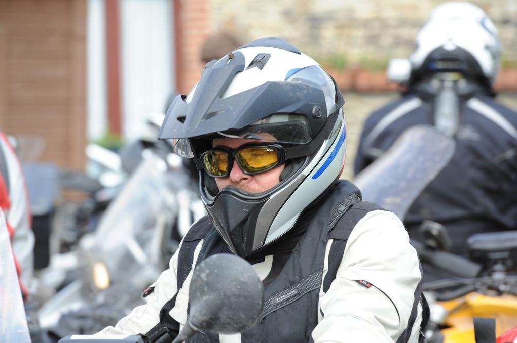 Quelques photos de notre rassemblement moto de plus de 100 GS...