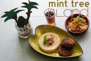 mint tree island: recette de Valérie93