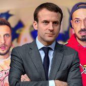 Mcfly et Carlito ; avec plus de huit millions de vues, le défi de Macron fonctionne - Le Kiosque aux Canards