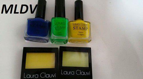 LAURA CLAUVI : Découverte de quelques produits ...