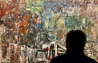 Exposition Riopelle au MBAM