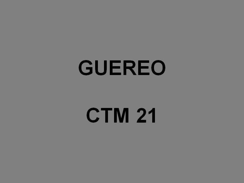 GUERO  CTM 21 , Chaland de Transport de  Marériel