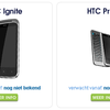 HTC Prime et HTC Ignite sous Windows Phone 7