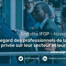 Le regard des acteurs de la sécurité privée sur leur profession (Rémunération et perspectives d'évolution en sécurité privée) [Sondage IFOP]