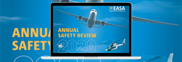 EASA publishes Annual Safety Review (ASR) - 2020