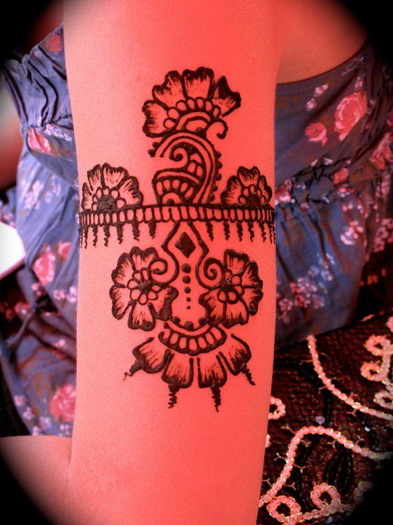 mehendi arabic indian design