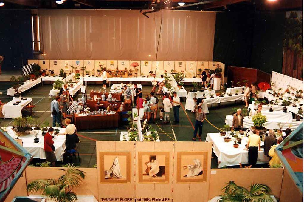 """Septembre 1988: Exposition salle du Centre, pendant les """"BERLOUFFES"""" de Wattrelos.    Mai 1992: Exposition """"FAUNE ET FLORE"""",salle Roger Salengro, Wattrelos.    Mai 1994: Exposition """"FAUNE ET FLORE"""",salle Roger Salengro, Wattrelos"""