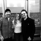 Bono et The Edge en interview sur RTL2 le 14-12-2017 - U2 BLOG